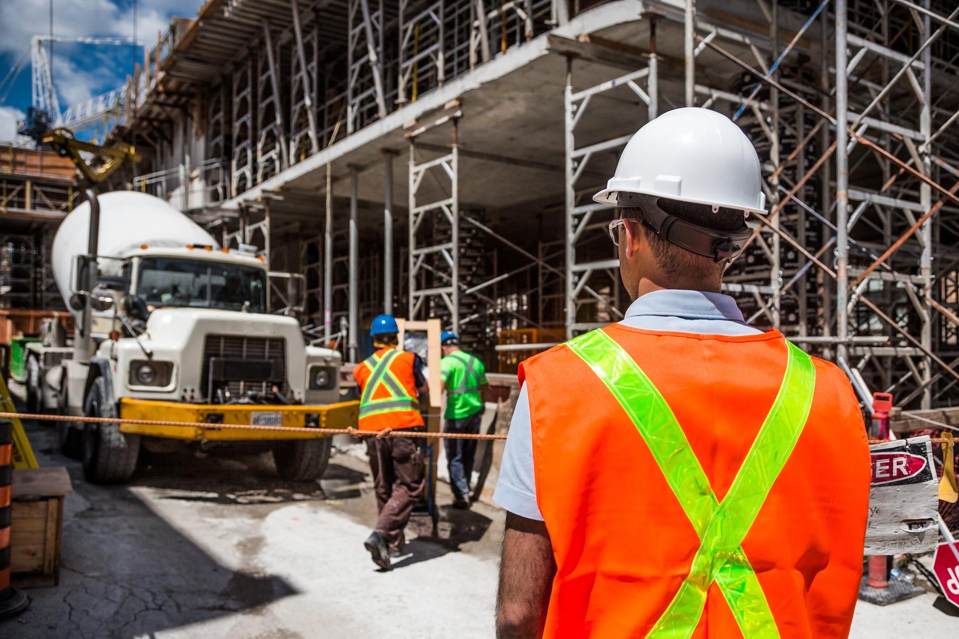 Construção civil mais cética quanto ao futuro
