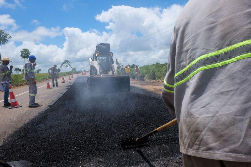 Pará vai licitar pavimentação para 8 km de rodovias