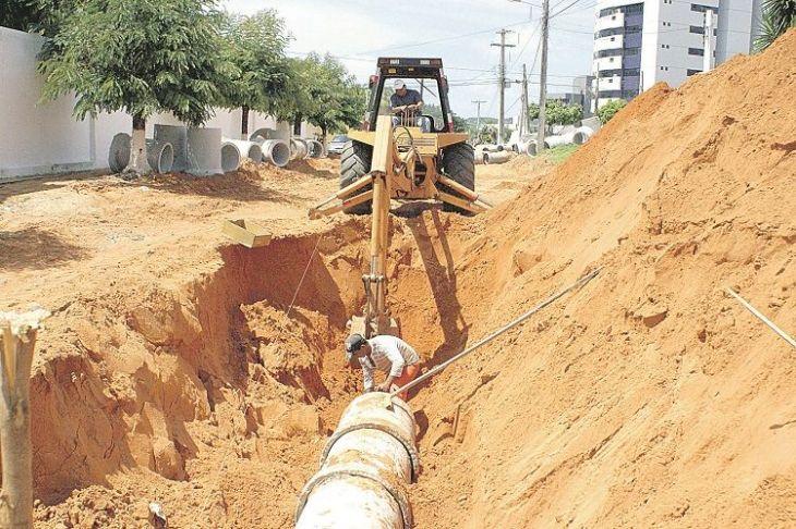 Governo Federal repassa mais de R$ 7,3 milhões para obras de saneamento