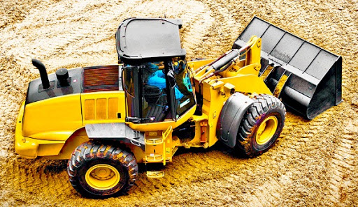 Vendas de equipamentos da linha amarela crescem 22% em 2020