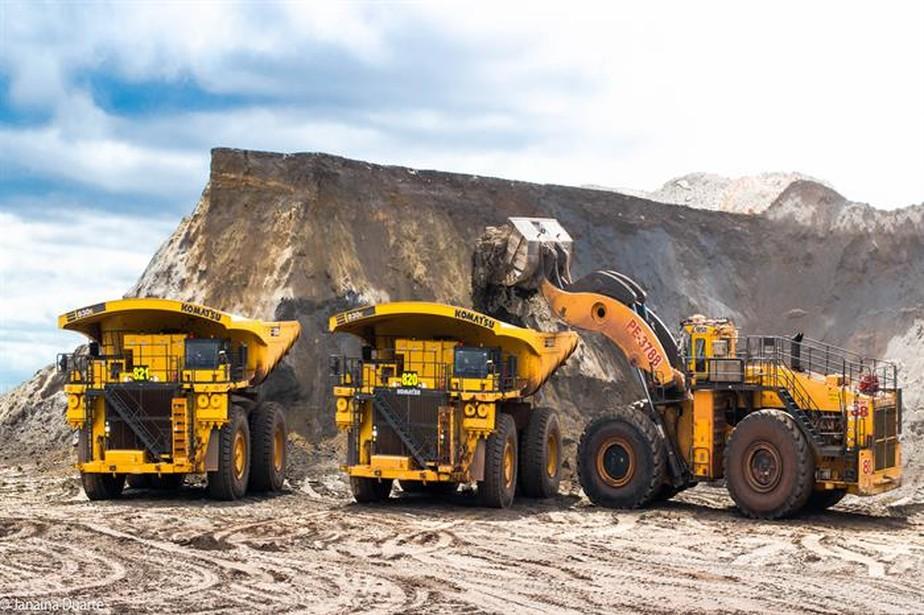 Mineração investirá US$ 12 bi no estado de MG