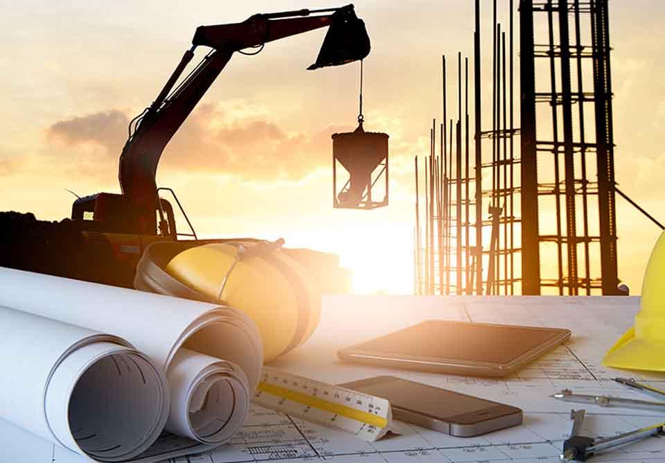 Construção civil continua a crescer e a expectativa para 2021 é positiva