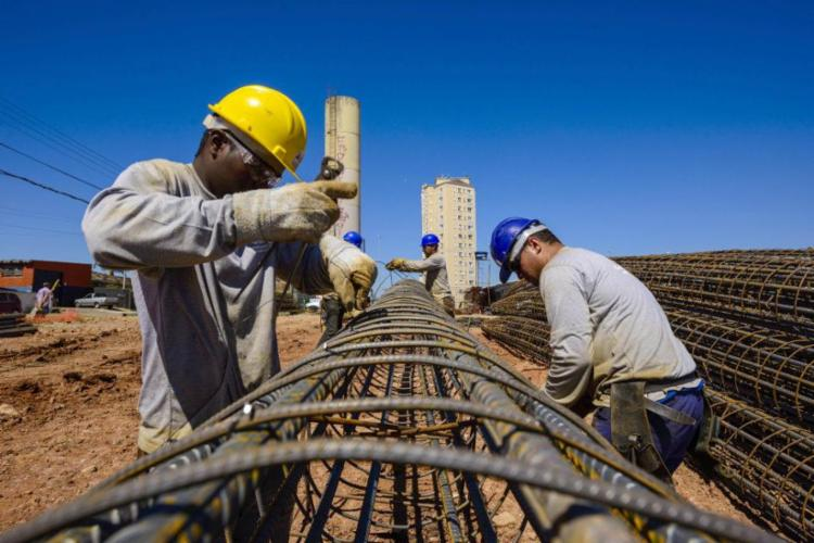 Construção civil permanece aquecida em 2021