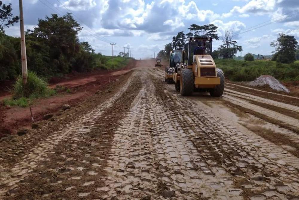 Pará terá quase 300 km de rodovias pavimentadas nos próximos meses