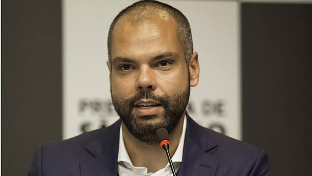 Nota de pesar – Falecimento do prefeito Bruno Covas