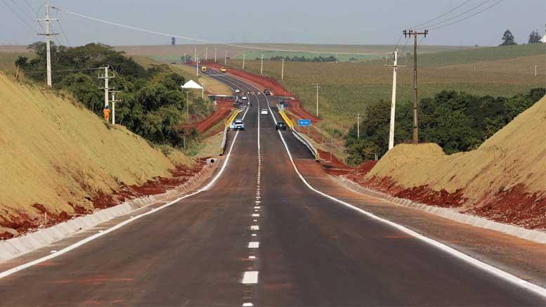 Lance de R$ 183,4 milhões arremata duplicação de rodovia no Paraná