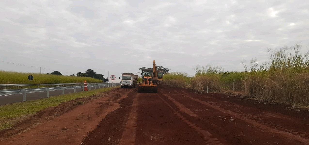 Obras de duplicação da Rodovia SP-255 iniciam na região de Jaú