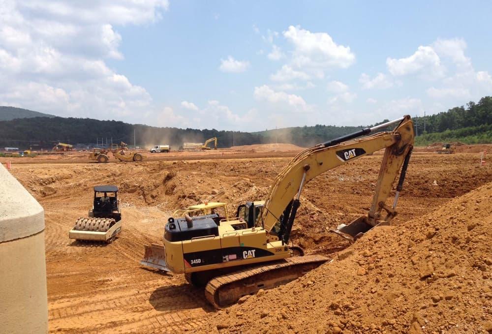 Obras de terraplenagem requerem estudo detalhado