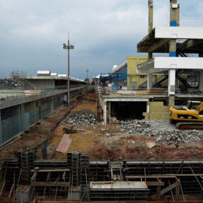 Vistita as novas obras do autódromo José Carlos Pace em Interlagos, na zona Sul da capital paulista. 22/06/2016, Foto: Djalma Vassão/Gazeta Press