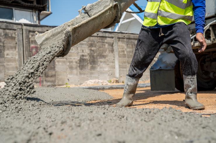 Vendas de cimento desaceleram no mês de setembro