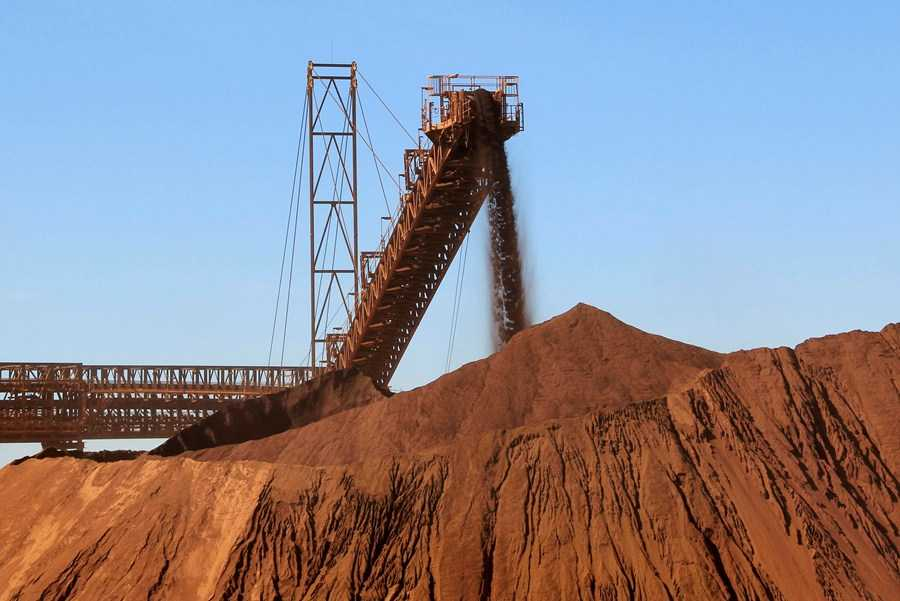 Inflação na China afeta minério brasileiro